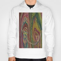 sublime Hoodies featuring Sublime Compatibility (Intimate Reciprocity) by Jodi Bee