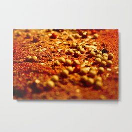 Spice Land: 2 Metal Print
