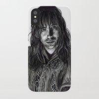 kili iPhone & iPod Cases featuring Kili by laya rose