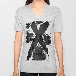 UNDER X Unisex V-Neck