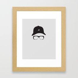 Hip Hop Print Series #1-U B Illin Framed Art Print