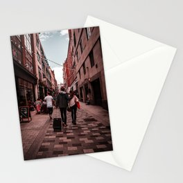 Travel w me - LG Stationery Cards