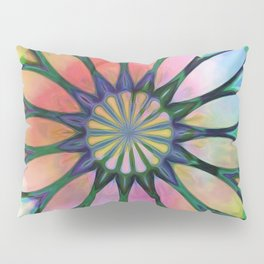 Tropical Flower Dream Pillow Sham