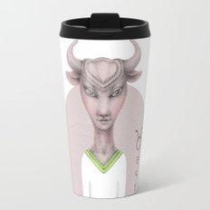 taurus astro portrait Travel Mug