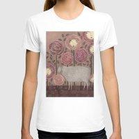 sleeping beauty T-shirts featuring Sleeping beauty by Judith Clay