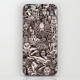 The Party iPhone Skin