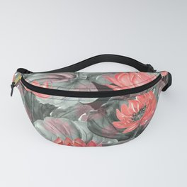 Water Lily .2 Fanny Pack