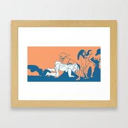 Unintitled #2 Framed Art Print