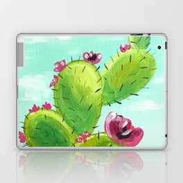 Potted Cactus Laptop & iPad Skin