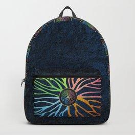 Life Tree Mandala Backpack