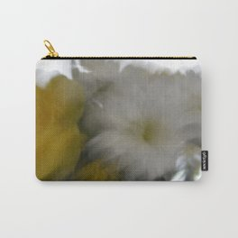 blur flowers Carry-All Pouch