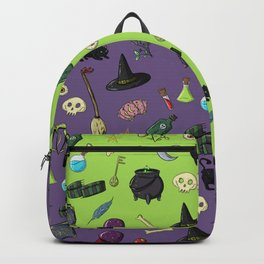 Witchcraft and Wizardry Backpack