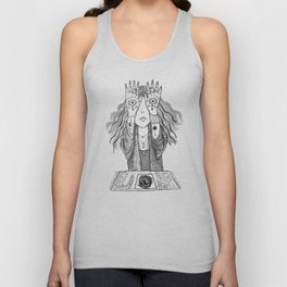 Witchy Woman Unisex Tank Top