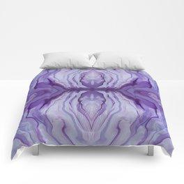 Amethyst Comforters