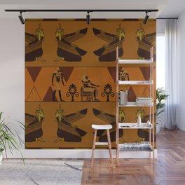 Anubis Wall Mural