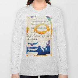 GUATAMA BUDDHA Long Sleeve T-shirt