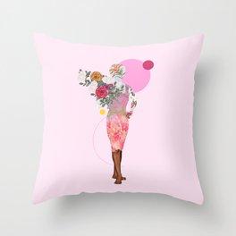 Anfisa Throw Pillow