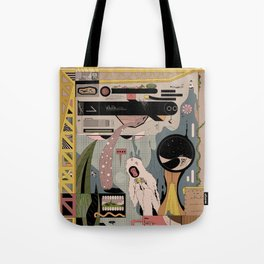 Fight for Spa Tote Bag