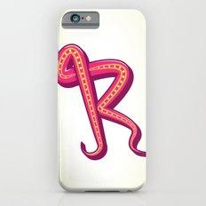 Curly R iPhone 6s Slim Case