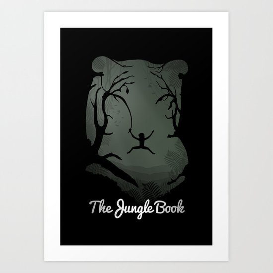 The Jungle Book Art Print