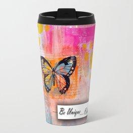 Be Unique Travel Mug