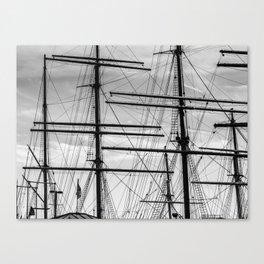 NYC Sail Canvas Print
