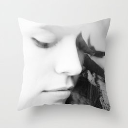 Angela Throw Pillow