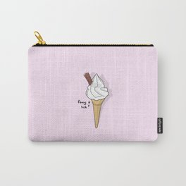 What a Lick? Carry-All Pouch