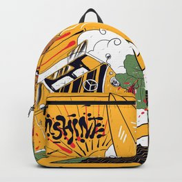 Beach Boy (2) Backpack