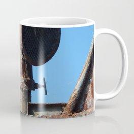 Retro antiques for the economy and transport Coffee Mug