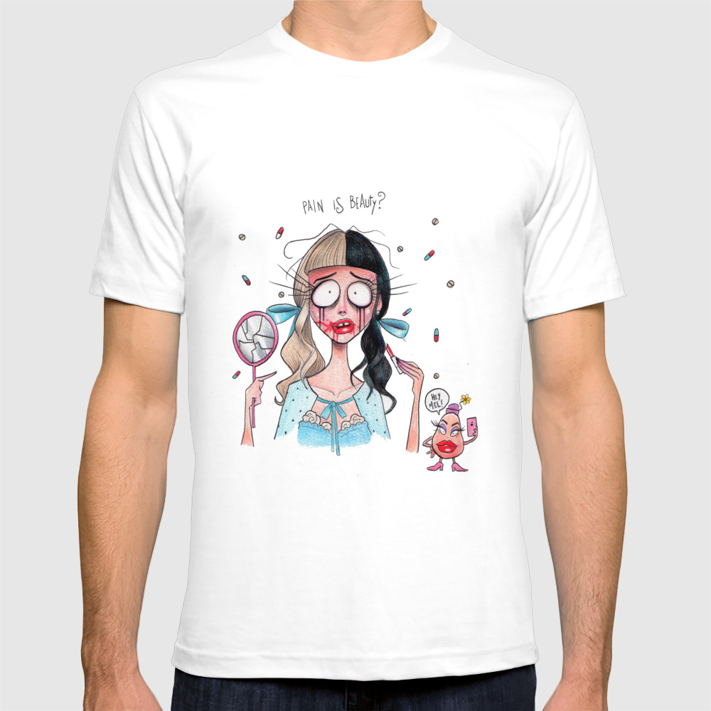 Mrs Potato Head T-shirt by Alefvernon TSR6672171