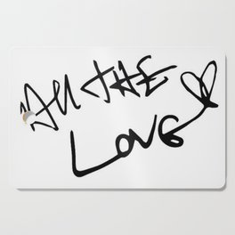 Harry Styles - All the Love Cutting Board