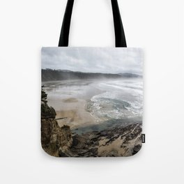 Lookout Point near Otter Rock Tote Bag
