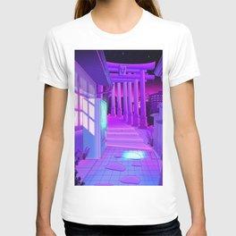 Kitsune Jinja T-shirt