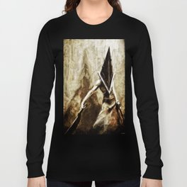Silent Hill Pyramid Head Long Sleeve T-shirt