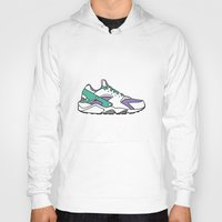sneakers Hoodies featuring SNEAKERS COLLECTION by Vincent Battault