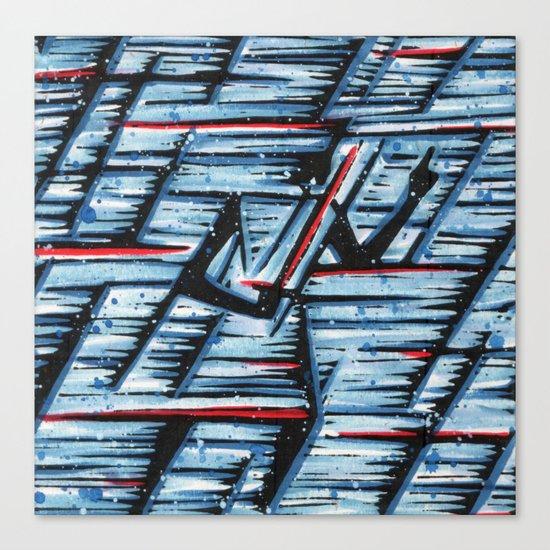 Orixás - Ogum Canvas Print