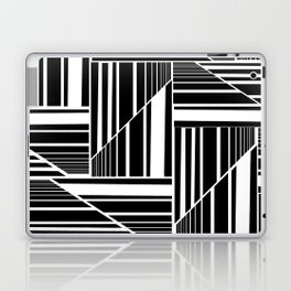 STRIPED PATCHWORK Laptop & iPad Skin