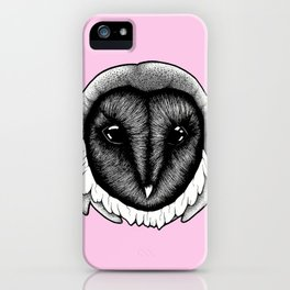 Owlish iPhone Case