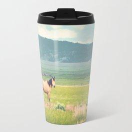 Summer Pasture Travel Mug