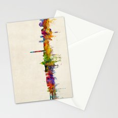 Washington DC Skyline Cityscpae Stationery Cards