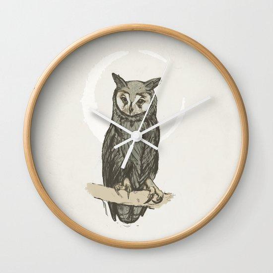 The Watch Keeper Wall Clock