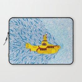 My Yellow Submarine Laptop Sleeve