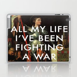Joan's Bravado Laptop & iPad Skin
