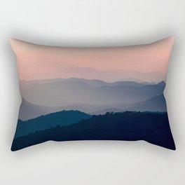 pastel landscape #society6 #decor #buyart Rectangular Pillow