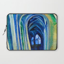 Robert Delaunay Saint Severin Laptop Sleeve