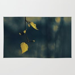 autumn leaves Rug