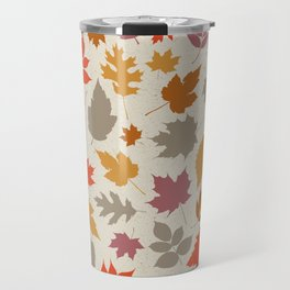 Autumn Leaves Travel Mug