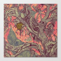Wrath of Naturally (2) Canvas Print