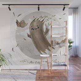 Free like a tree Wall Mural